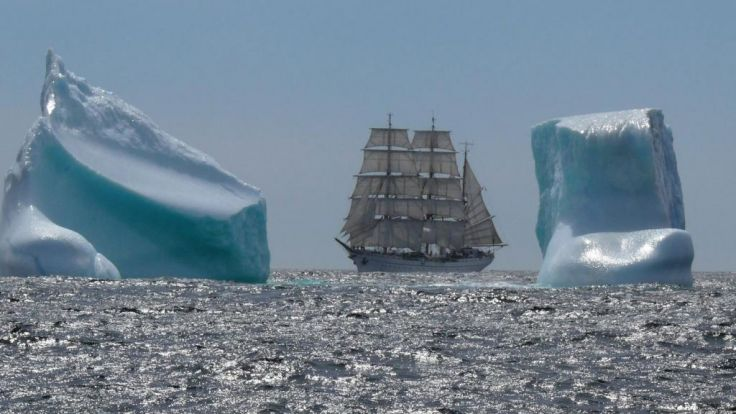 Eisberge (Foto)