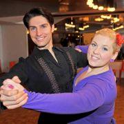 Das dick auch schick sein kann, bewies Maite Kelly bei Let's Dance 2011.