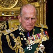 .. verehrt Prinz Philip, den Ehemann der britischen Königin Elizabeth.