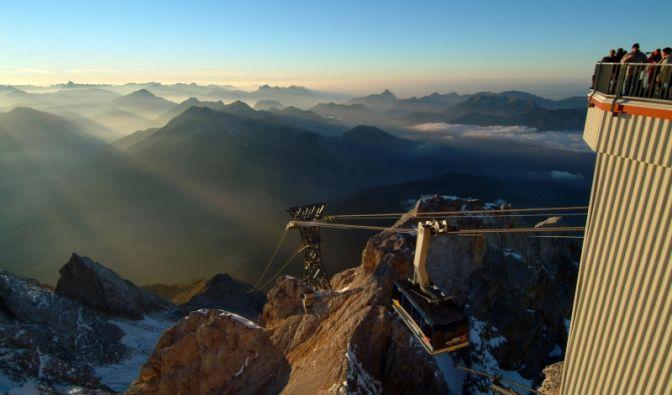 Reisetipp Zugspitze (Foto)