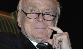 Vicco von Bülow alias Loriot starb an Altersschwäche. (Foto)