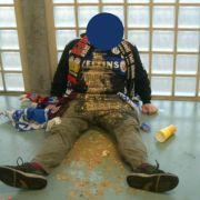 Bei einem sein Mittagessen von sich gebenden Menschen, da lachen Sie noch. Aber auch noch beim 50.? Beim 100.? Redakteure bei www.ratemyvomit.com haben es nicht leicht. Aus unzähligen Einsendungen suchen Sie die besten Kotz-Fotos heraus. Absoluter Vorteil