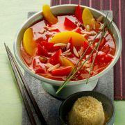 Curry vegetarische Art
