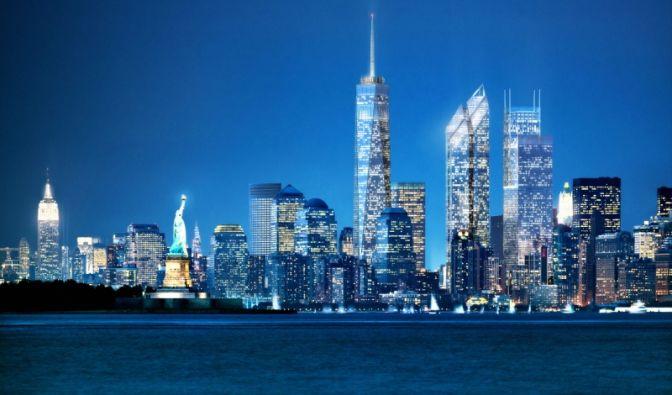 Skyline Manhattan (Foto)
