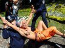 Frauenprotest (Foto)