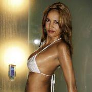 Nicht weniger skandalträchtig war ihre Nachfolgerin in 2009: Bohlen-Ex Nadja Abd el Farrag, besser bekannt als Naddel.
