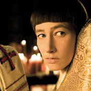 Johanna Wokalek ist Ende des Jahres als Päpstin im Ersten zu sehen.