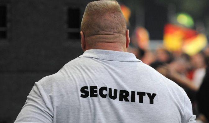 Sicherheitsgewerbe (Foto)