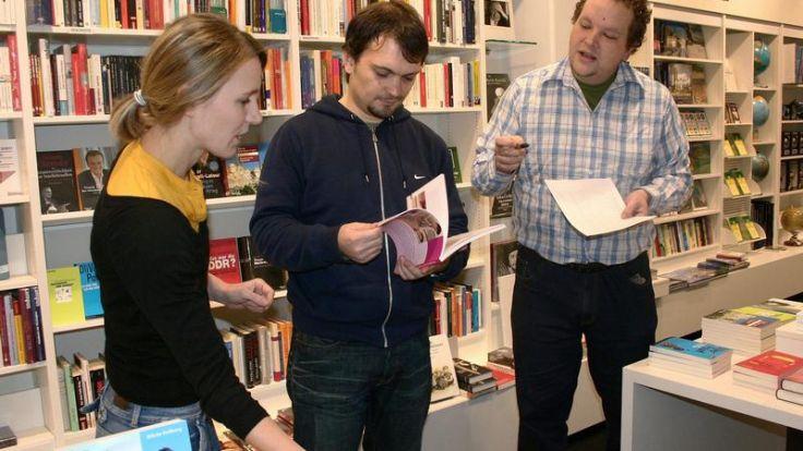 Für Literatur-Liebhaber: Berufe rund ums Buch (Foto)