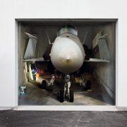 Wer hat in seiner Garage schon Platz für einen Jet?