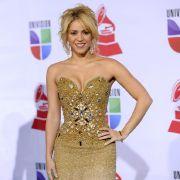 Starke Frauen waren immer gern gesehene Gäste: Pop-Sängerin Shakira brachte es auf fünf Auftritte, ebenso wie ihre Kolleginnen ...
