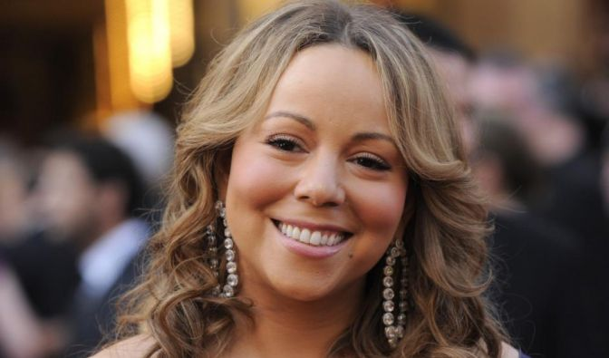 ... Mariah Carey sowie ...