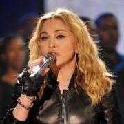 ... Sängerin Madonna.