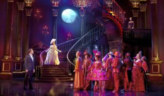 Das Musical Rebecca feierte 2011 Premiere in Stuttgart. Dementsprechend happig sind auch die Ticketpreise. (Foto)