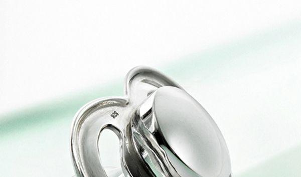 Silberschnuller (Foto)