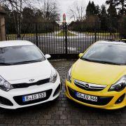 Neben der gelungenen Optik beweisen die beiden Kleinen 2012 vor allem, dass auch der Innenraum in einem Kleinwagen hochwertig sein kann.