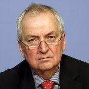 Klaus Töpfer gilt als heißer Kandidat auf das Amt des Bundespräsidenten