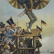 Auch Fliegen ist ein uralter Traum der Menschheit - der für viele Pioniere tödlich endete. Auch so für Albrecht Ludwig Berblinger (1770-1829). Der Schneider von Ulm fiel in die Donau und starb.