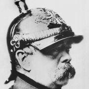 Was waren das noch Zeiten, als Otto von Bismarck in einen der ersten Phonographen sprach.