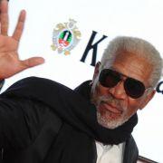 Morgan Freeman ist noch sieben Jahre jünger und einen Touch cooler, doch auch er ist schon so weit, einen Preis für sein Lebenswerk entgegenzunehmen, in der internationalen Kategorie.