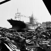 Auf dem zweiten Platz landete diese Szene nach dem Tsunami in Japan am 14. April 2011. Aufgenommen wurde das Foto von Paolo Pellegrin für das Zeit Magazin.