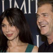 Mel Gibson und Oksana Grigorieva
