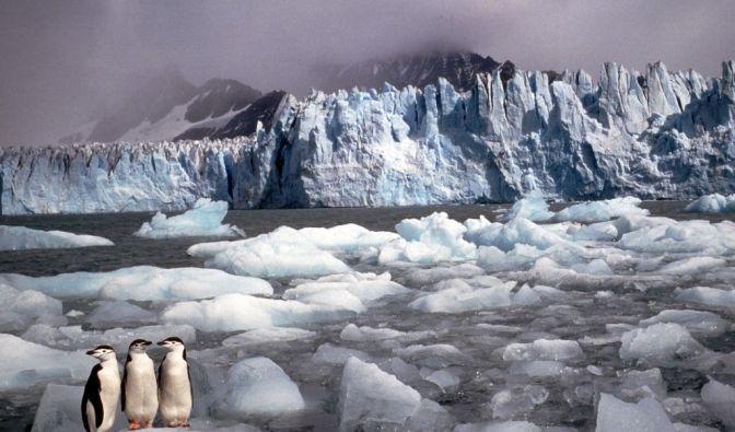 Was liegt unter der dicken Eisdecke der Antarktis? Verschwörungstheoretiker glauben, dass Hitler hier einen geheimen Bunker bauen ließ und nach seinem Tod sogar selbst unter dem ewigen Eis begraben wurde.