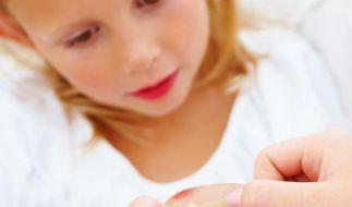 Schonen und schützen: So verheilen frische Narben gut (Foto)