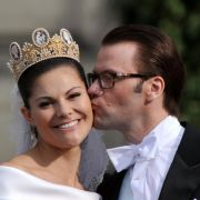Am 19. Juni 2010 heirateten Victoria und Daniel in Stockholm.