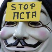Untrennbar: Der Protest gegen das umstrittene Anti-Counterfeiting Trade Agreement und die Guy-Fawkes-Maske.