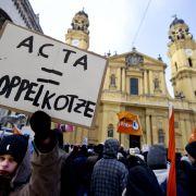 Mit rund 16.000 Demonstranten war die Demo in München deutschlandweit die größte.