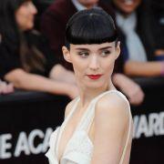 Shootingstar Rooney Mara auf dem roten Teppich.