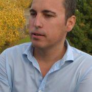 Ex-Polizist und Buchautor Stefan Schubert