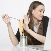 Mittagspausen-Fehler: Nichts essen