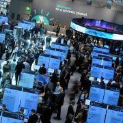 IBM auf der Cebit 2012.