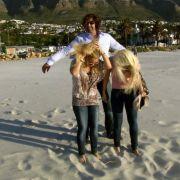 Daniela Katzenberger in Südafrika