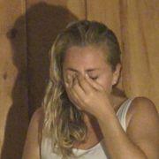 Auch Rebecca bekommt kein Auge zu. «Das war die schlimmste Nacht meines Lebens», sagt sie.