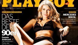 Ursula Karven im Playboy (Foto)