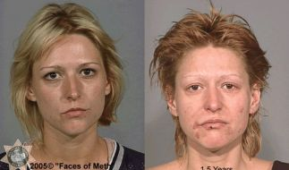 Faces of Meth (Foto)