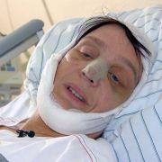 Nach den Operationen ist Bettruhe angesagt.