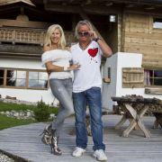 Die Geissens genießen ihr Leben in Saus und Braus: Wenn das Wetter in St. Moritz nicht nach dem Geschmack der Millionäre ist, ...