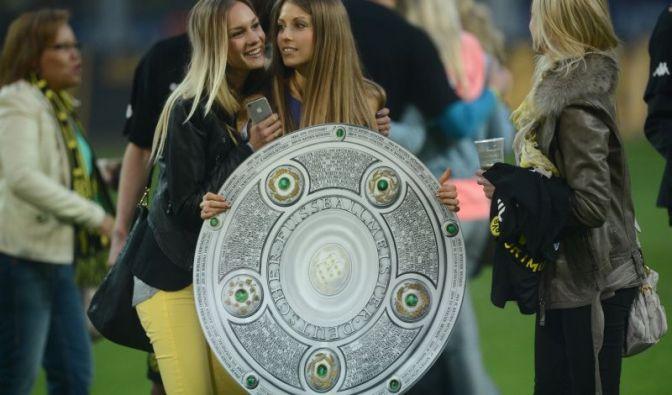 Dortmunds Spielerfrauen (Foto)