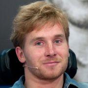 Von Athlet zum Rollstuhlfahrer: Samuel Koch.