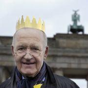 Götz Werner ist der bekannteste Verfechter des Bedingungslosen Grundeinkommens.