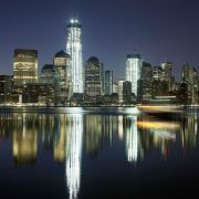 Platz 2: New York - die Stadt, die nie schläft. Berühmt ist die Metropole für ihre unerreichte Skyline am Hudson River.