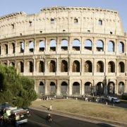 Rom - die ewige Stadt - darf sich über Platz 3 freuen.