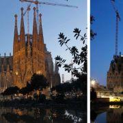 Rang 8: Barcelona ist vor allem für Architekturliebahber ein Muss. Hier geben mittelalterliche und römische Gebäude lebhaften Kontrast zur ausgefallenen Architektur Antoni Gaudís.