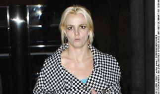 Britney Spears von Fotograf  überrascht (Foto)