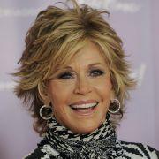 Absolut altersresistent ist Fitnesskönigin Jane Fonda.