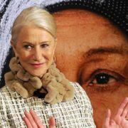 Helen Mirren machte sich für ihre Rolle als Die Queen älter, als sie war.